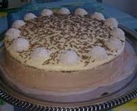 Milka-torta