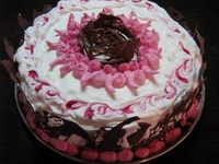 Eerdei gyümölcsös Joghurt torta