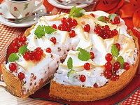 ribizlikremes-torta