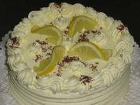Amerikai citromtorta