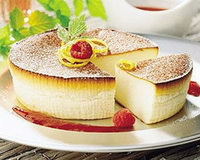 Krémssajtos sütemény recept