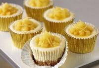 Körtés sajttorta muffin