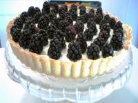 Szedres mascarpone torta