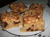 Csokis dán sütemény recept