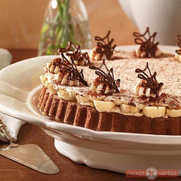 csokolades karamellas torta