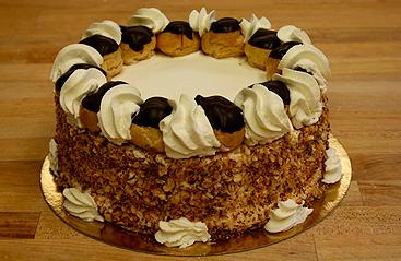 Saint-Honoré torta