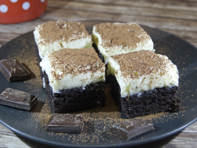 Mascraponés brownie
