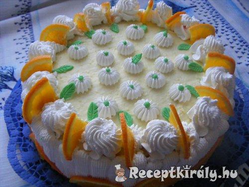 Oroszkrém-torta-Marcsitól