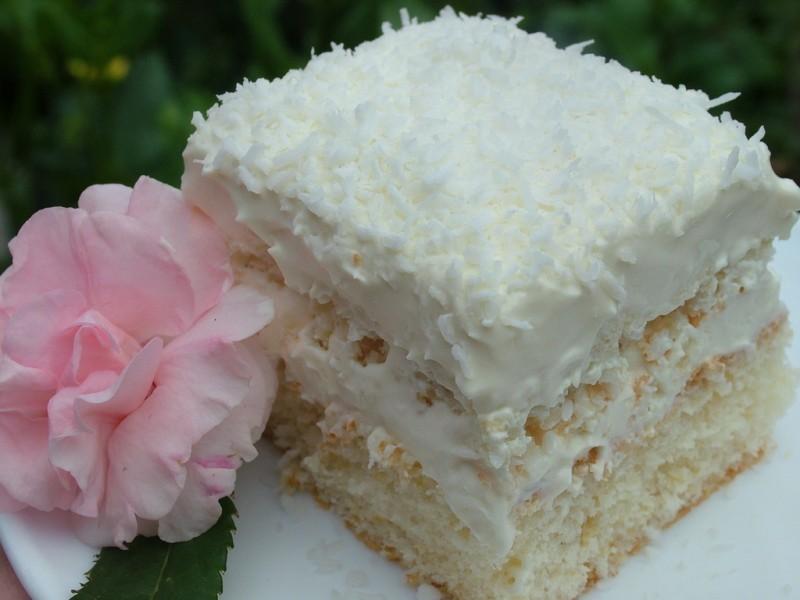 Habos Raffaello szelet nagyon fincsi ennek a sütinek képtelenség ellenállni kókuszos mámor