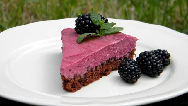 Tejszines-szederkremes-torta