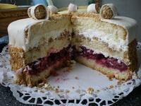 Giotto-torta