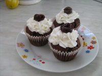 tejszínes-muffin