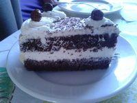 Csokis mascarpone torta