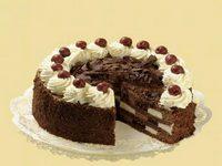 Kávékrémes-torta