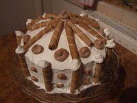 Nutellás-torta
