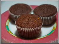 csokis bananos-muffin