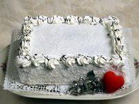 Csokis kókuszos torta