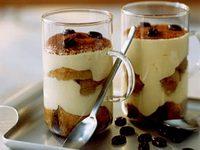 Csokis tiramisu desszert