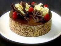 Sacher cakes