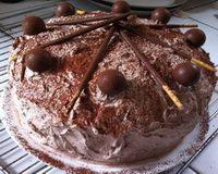 Baileys-csokoládétorta