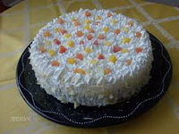 Egzotikus torta