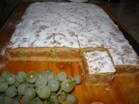 Szőlős pite