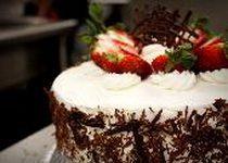 csokolades epertorta