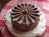 csokolades-habkorongos-torta