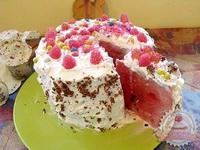 tejszines-gorogdinnye-torta