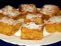 Almás bögrés kevert sütemény recept