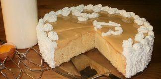 Háromtej torta