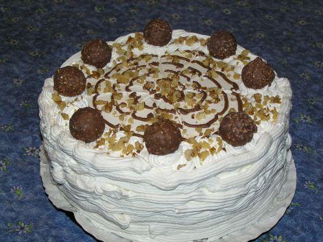somloi torta