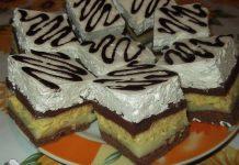 Somlói szelet recept