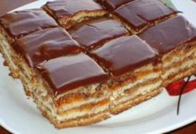 Greta Garbo sütemény – Zserbó