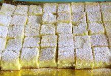kremes-szelet