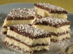 Kókuszos sütemény2