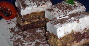 A világ legfinomabb és legkönnyebben elkészíthető süteménye!