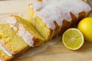 Mandulás-citromos sütemény