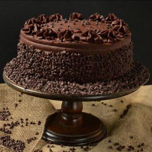 Tiramisu torta piskótával és csokoládéval