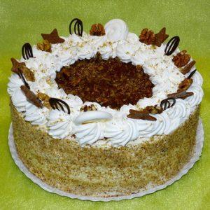 Somlói galuska torta recept
