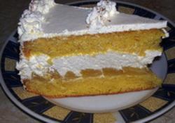 Erdélyi – habos almás torta